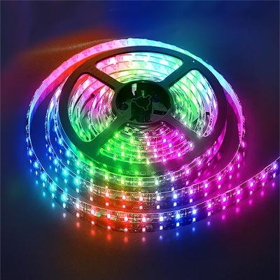 Многоцветная лента RGB