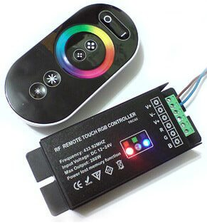 RGB-контроллеры