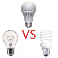 «Минусы» светодиодных ламп